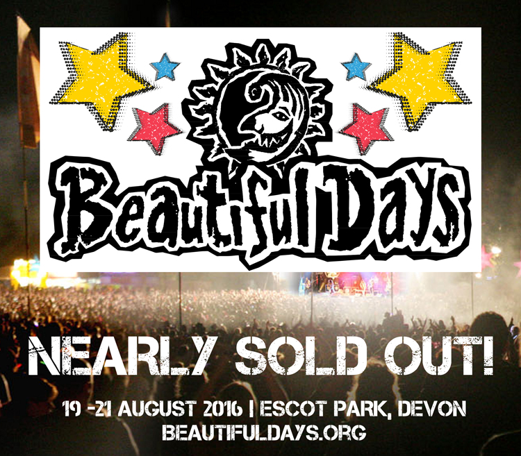 BD2016 tickets nearly sold out