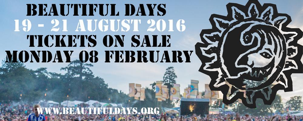 b days 2016 ticket launch twitter