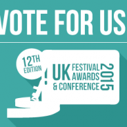 Nominated for 4 UK Festival Awards