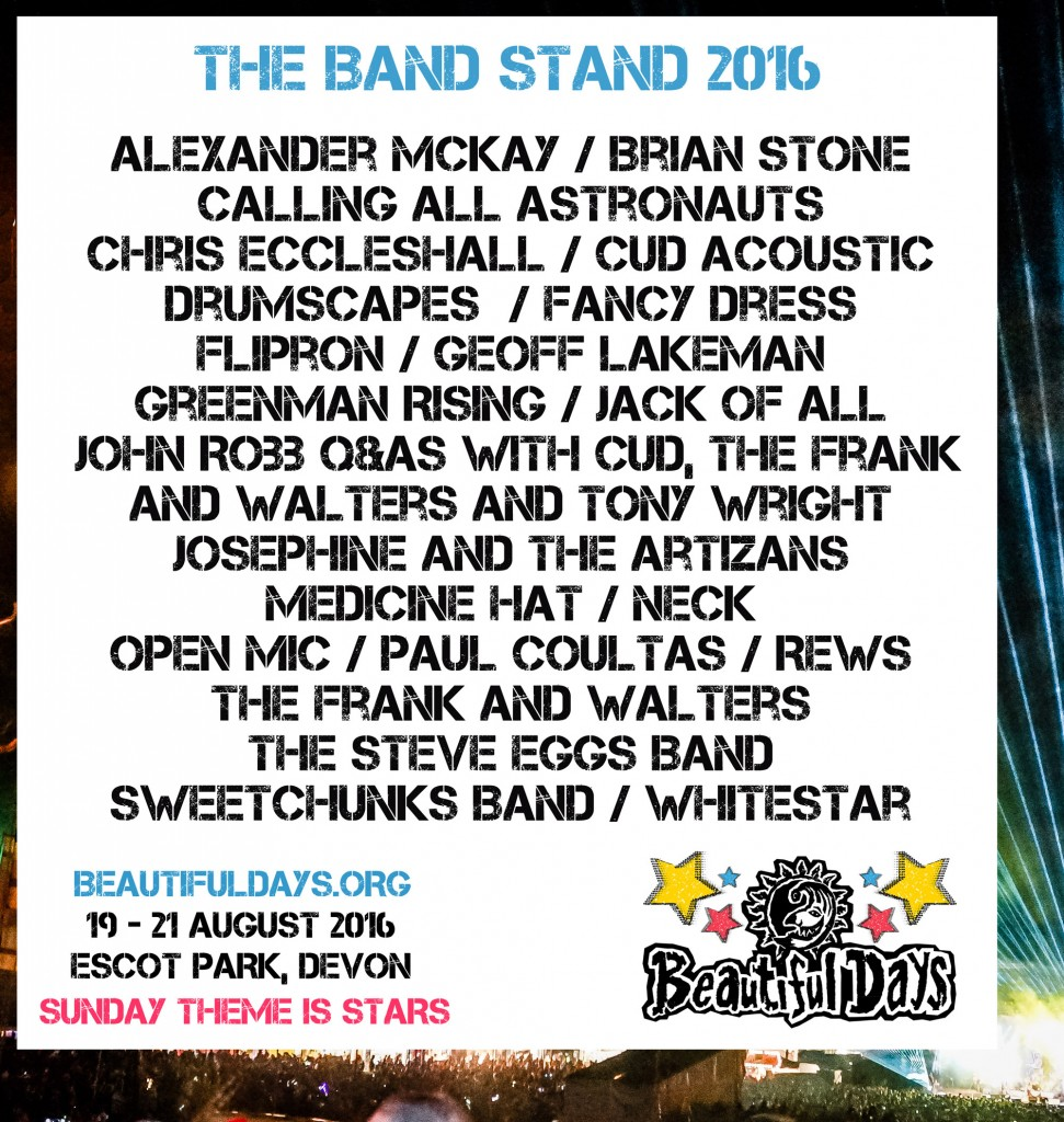 BD2016 The Band Stand