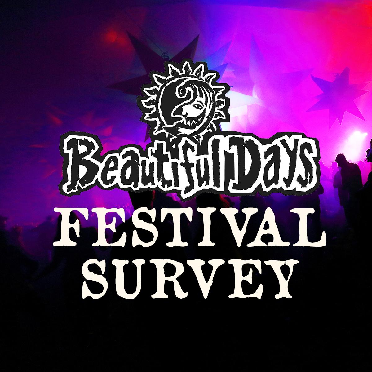 Festival Survey
