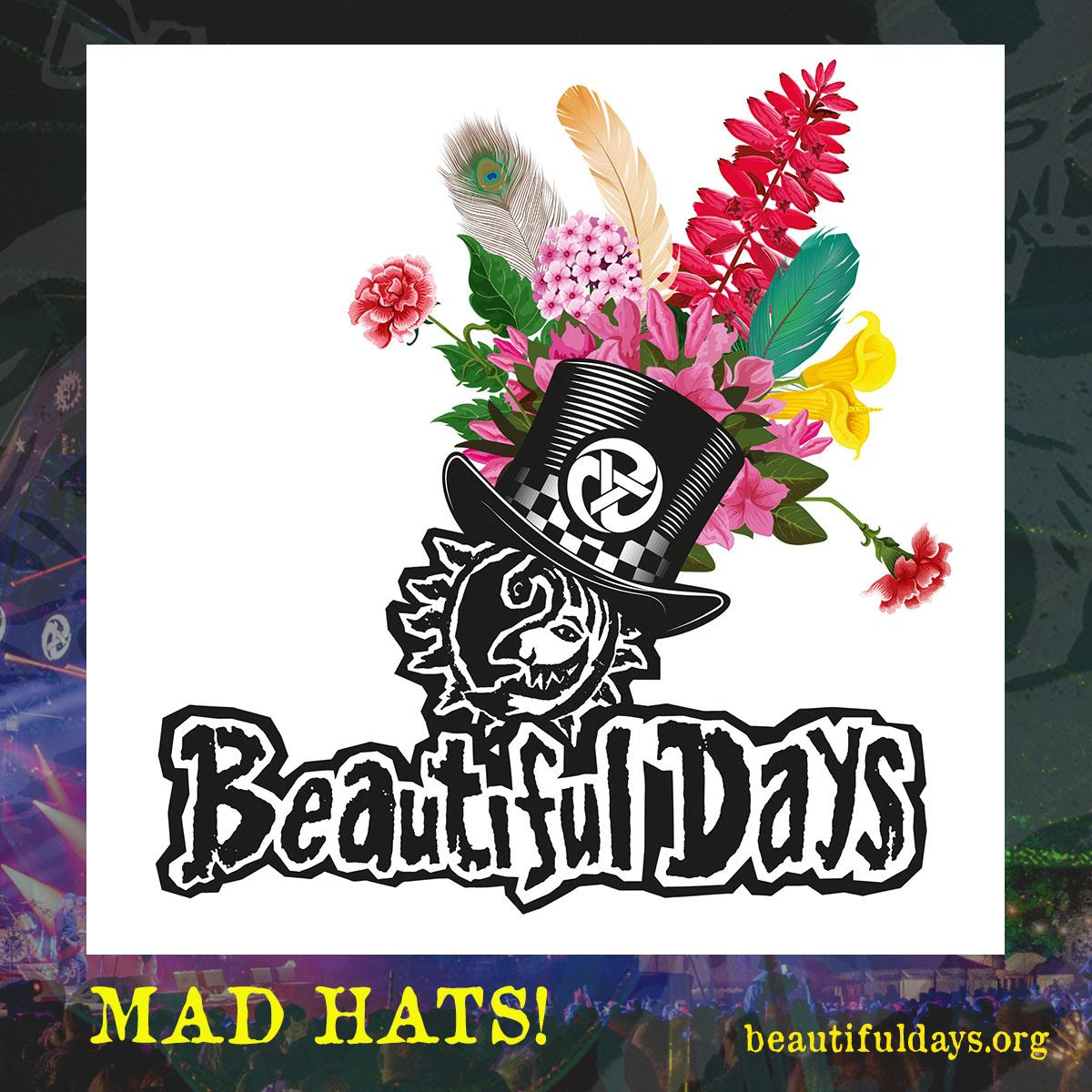 Sunday MAD HATS theme