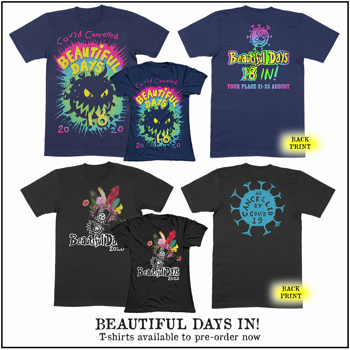Beautiful Days IN! T-Shirts & more